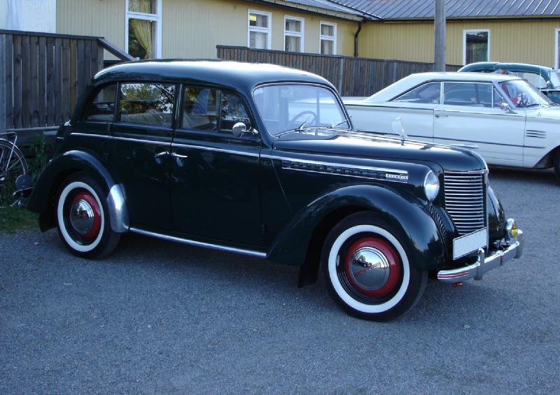 Opel Olympia I 1935 - 1949 Sedan #6