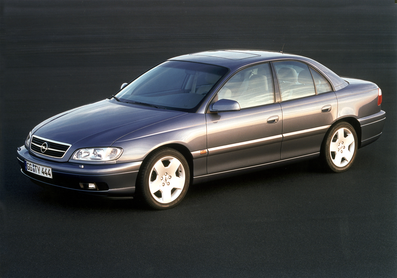 Vauxhall Omega B Restyling 1999 - 2003 Sedan #3