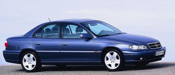 Vauxhall Omega B Restyling 1999 - 2003 Sedan #5