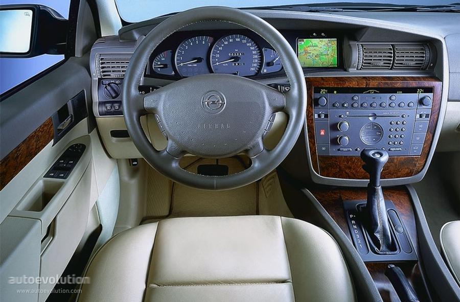 Vauxhall Omega B Restyling 1999 - 2003 Sedan #6