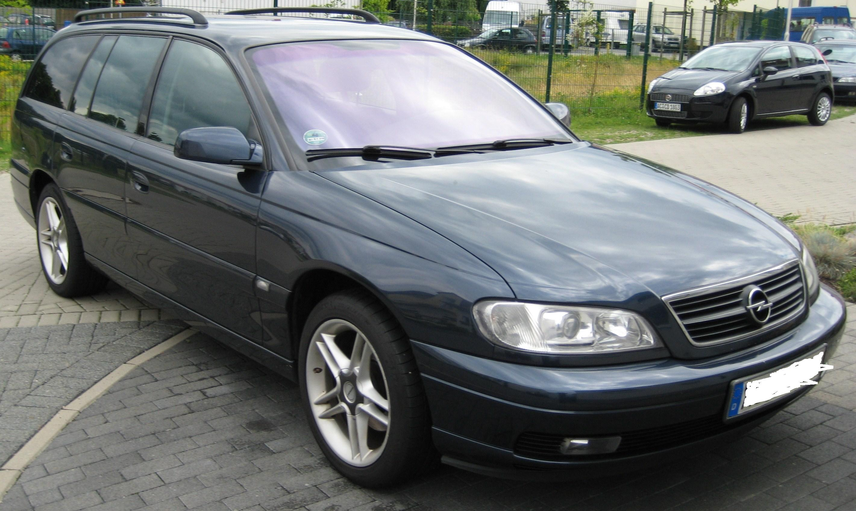 opel omega b restyling 1999 2003 station wagon 5 door. Black Bedroom Furniture Sets. Home Design Ideas