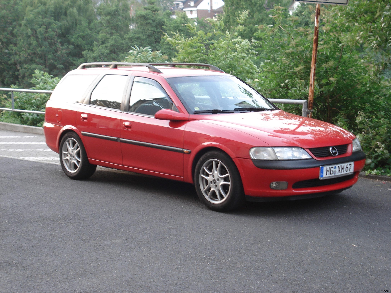 Opel Omega B Restyling 1999 - 2003 Station wagon 5 door #2