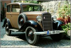 Opel P4 1935 - 1937 Hatchback 3 door #3