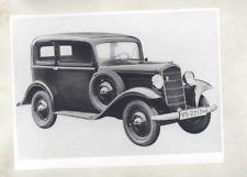 Opel P4 1935 - 1937 Hatchback 3 door #1