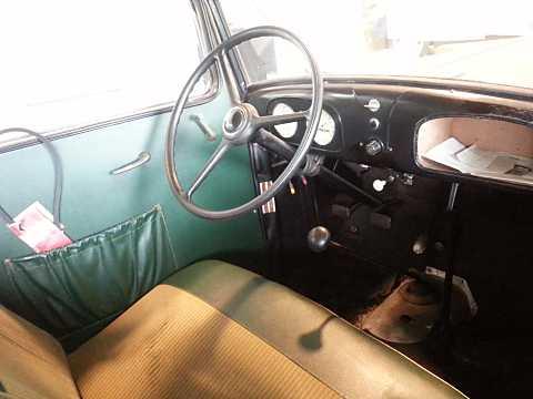 Opel P4 1935 - 1937 Hatchback 3 door #6