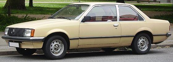 Opel Rekord E 1977 - 1986 Sedan #3