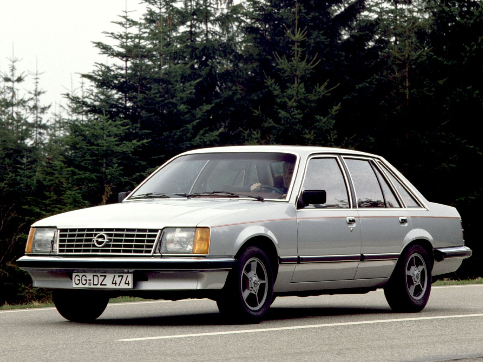 Opel Senator A 1978 - 1987 Sedan #2