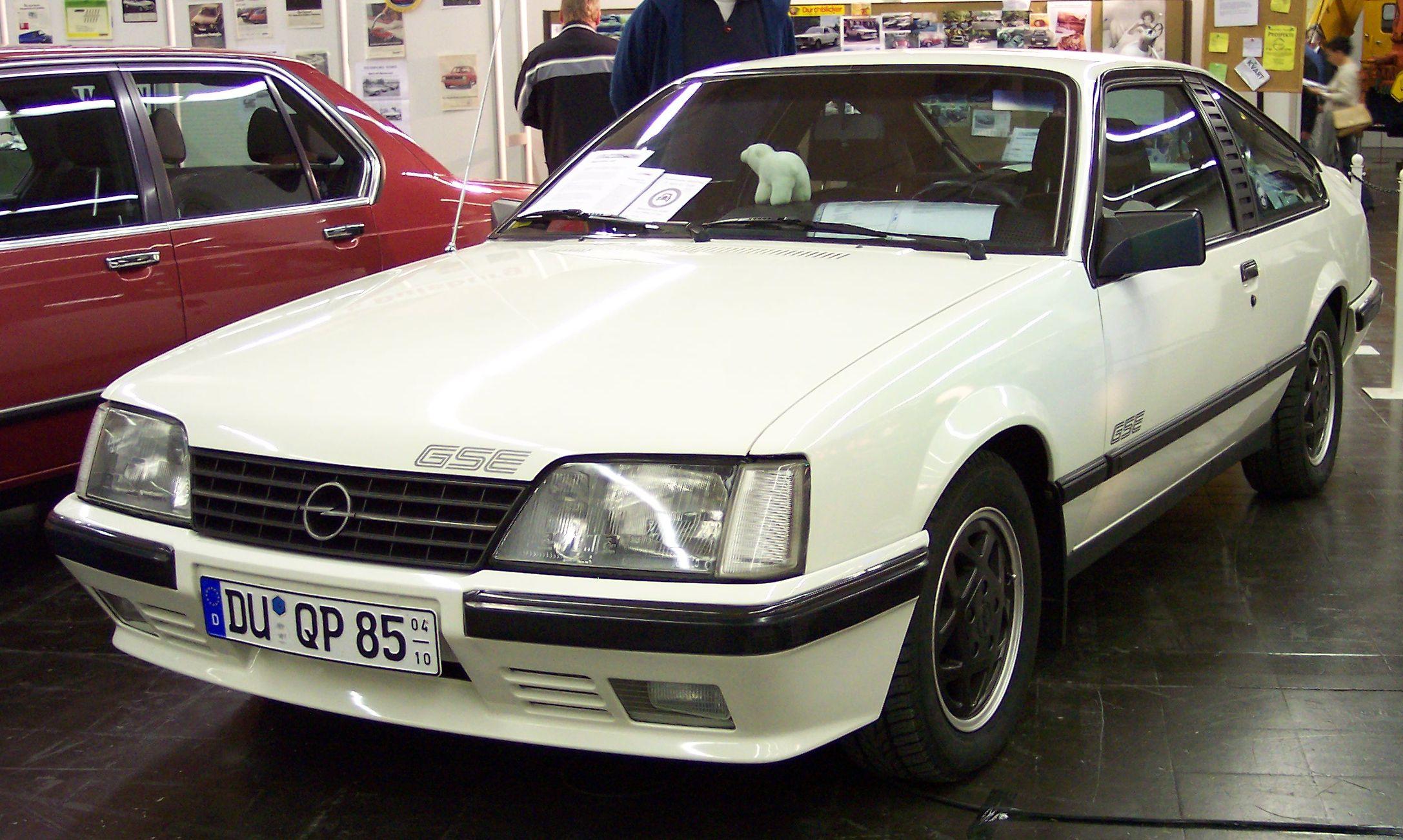 Opel Senator A 1978 - 1987 Sedan #7