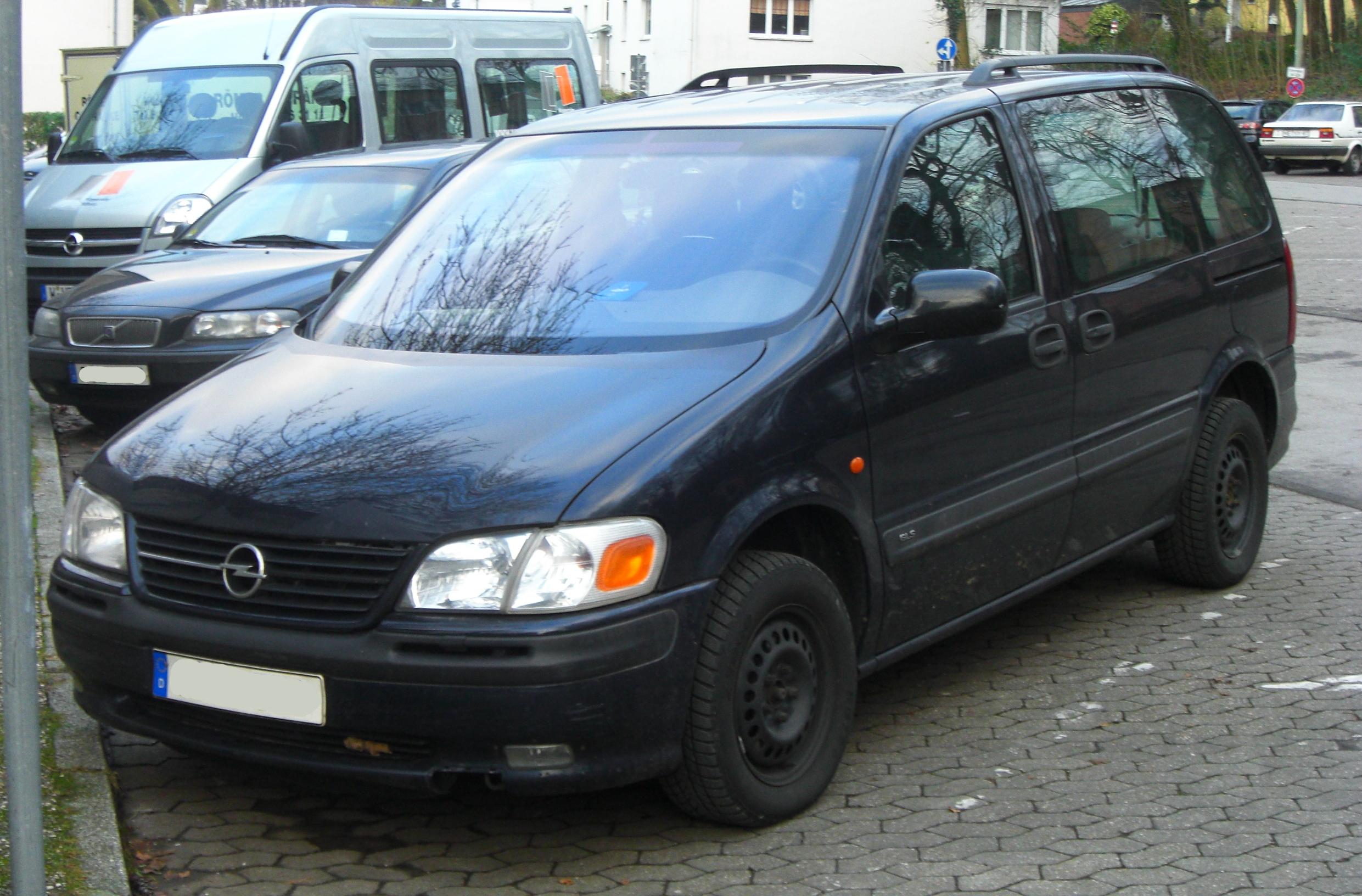 Opel Sintra 1996 - 1999 Minivan #5