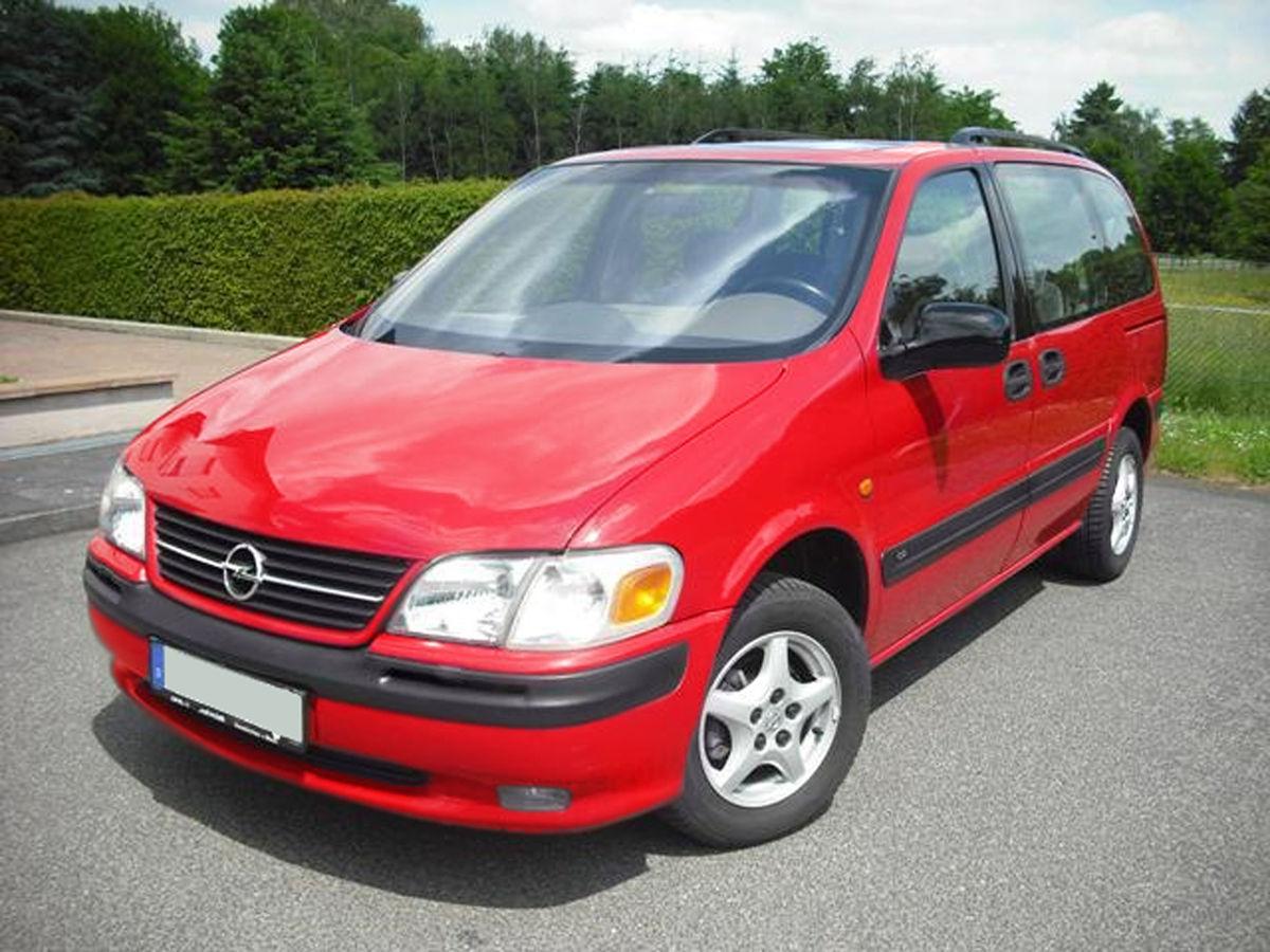Opel Sintra 1996 - 1999 Minivan #8