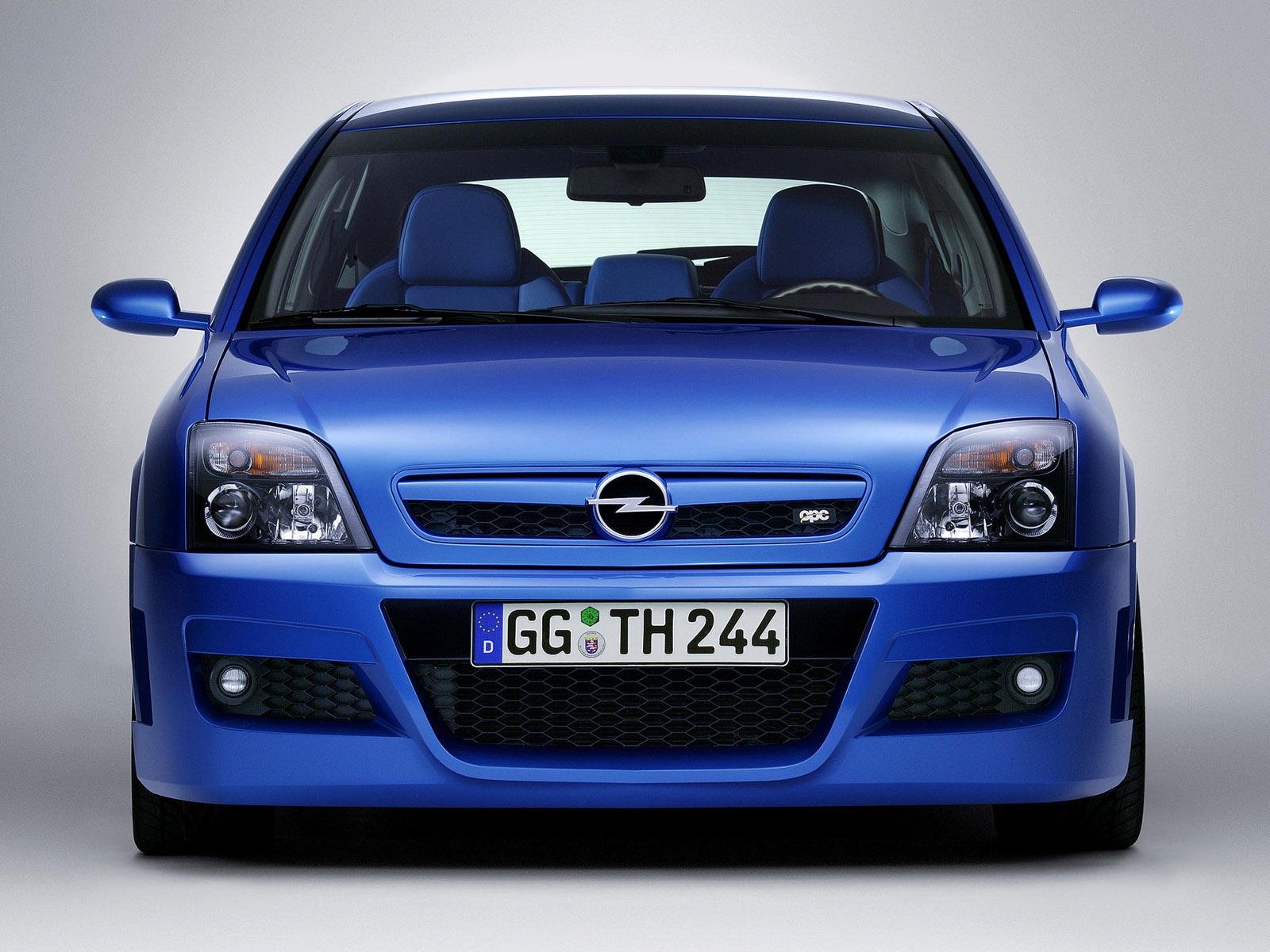 Opel Vectra OPC C Restyling 2005 - 2008 Hatchback 5 door #1