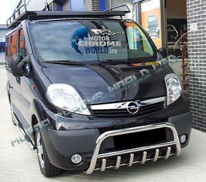 Opel Vivaro A 2001 - 2014 Minivan #6