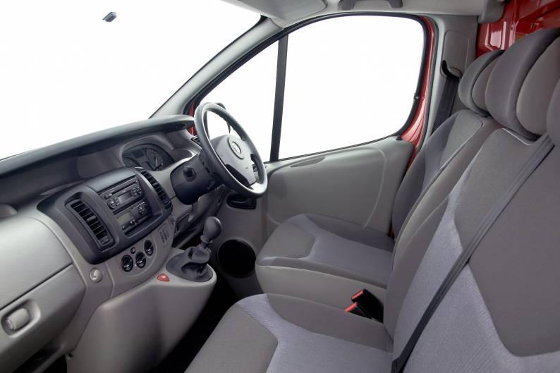Opel Vivaro A 2001 - 2014 Minivan #8