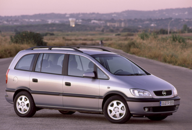 Opel Zafira A 1999 - 2002 Compact MPV #3