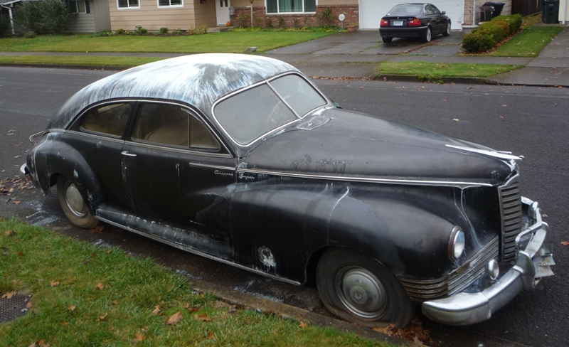Packard Clipper 1941 - 1947 Sedan #3