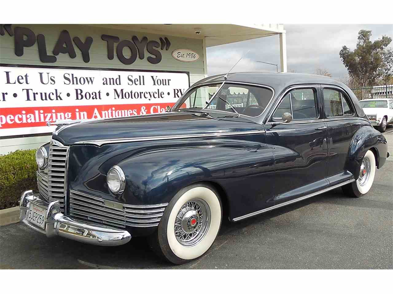 Packard Clipper 1941 - 1947 Sedan #1