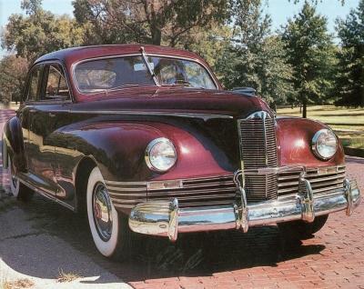Packard Clipper 1941 - 1947 Sedan #7
