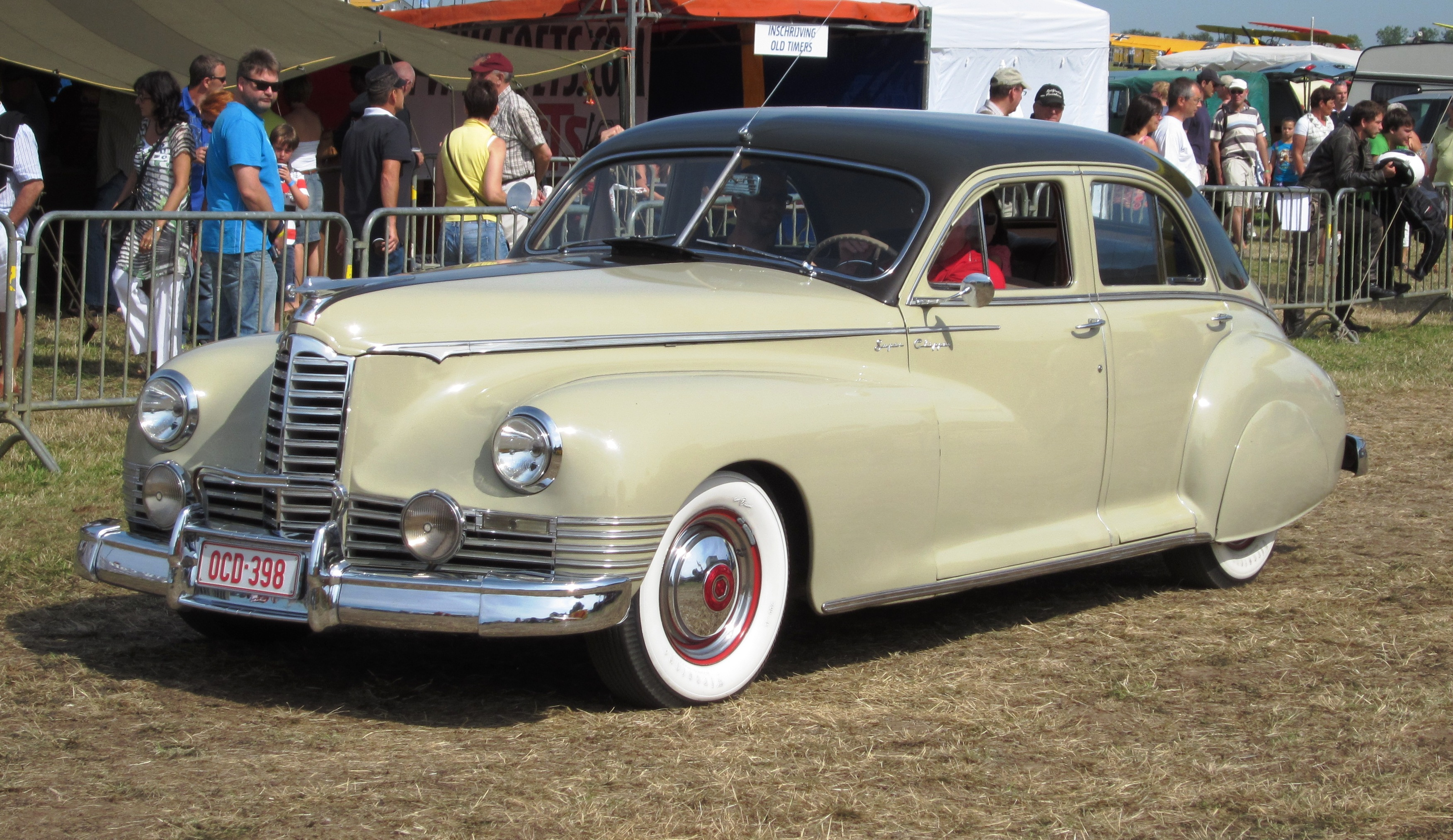 Packard Clipper 1941 - 1947 Sedan #5