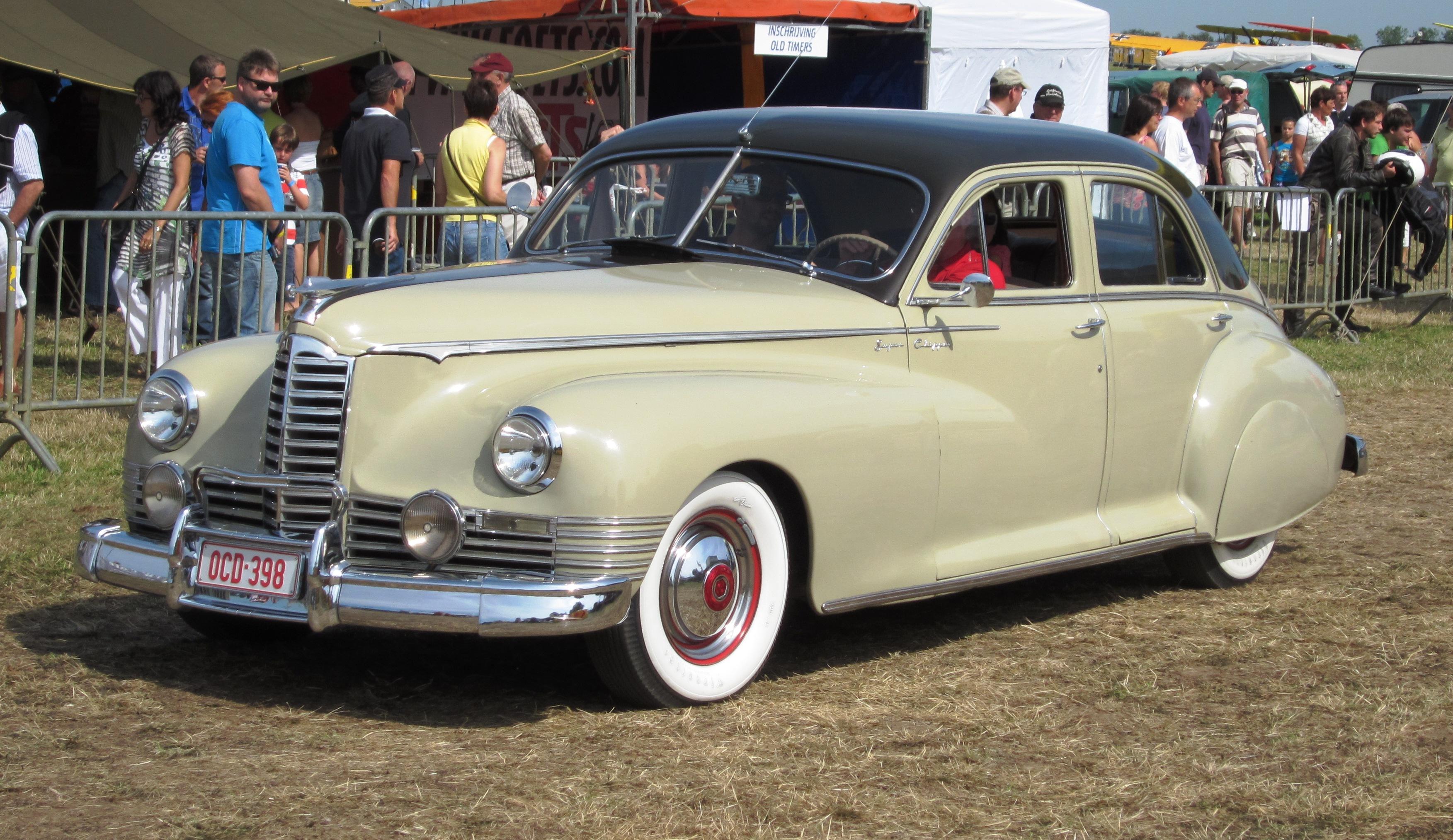 Packard Clipper 1941 - 1947 Sedan #5