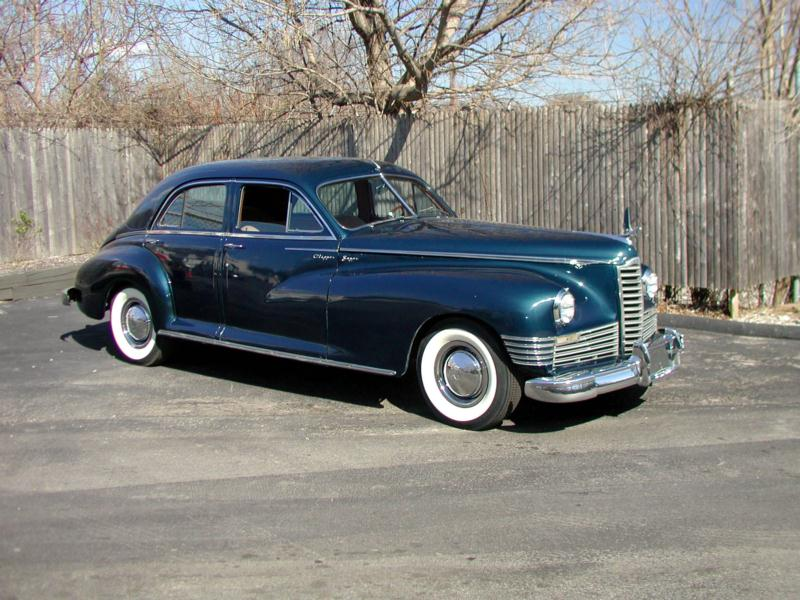 Packard Clipper 1941 - 1947 Sedan #6