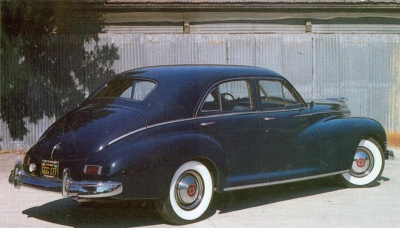 Packard Clipper 1941 - 1947 Sedan #8