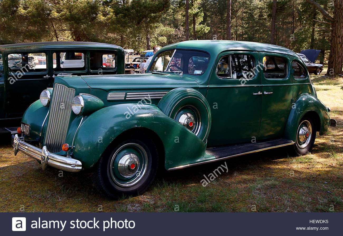 Packard One-Twenty 1935 - 1941 Sedan #2