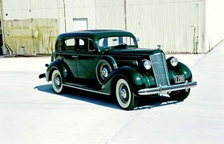 Packard One-Twenty 1935 - 1941 Sedan #4