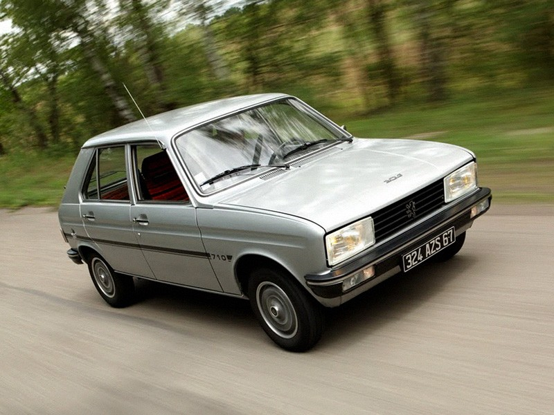 Peugeot 104 1972 - 1988 Hatchback 3 door #4
