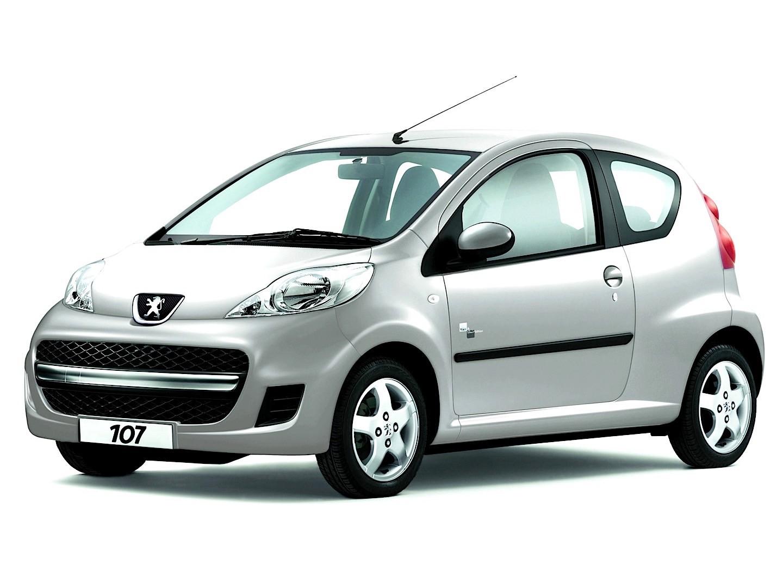 Peugeot 107 I 2005 - 2009 Hatchback 3 door :: OUTSTANDING CARS