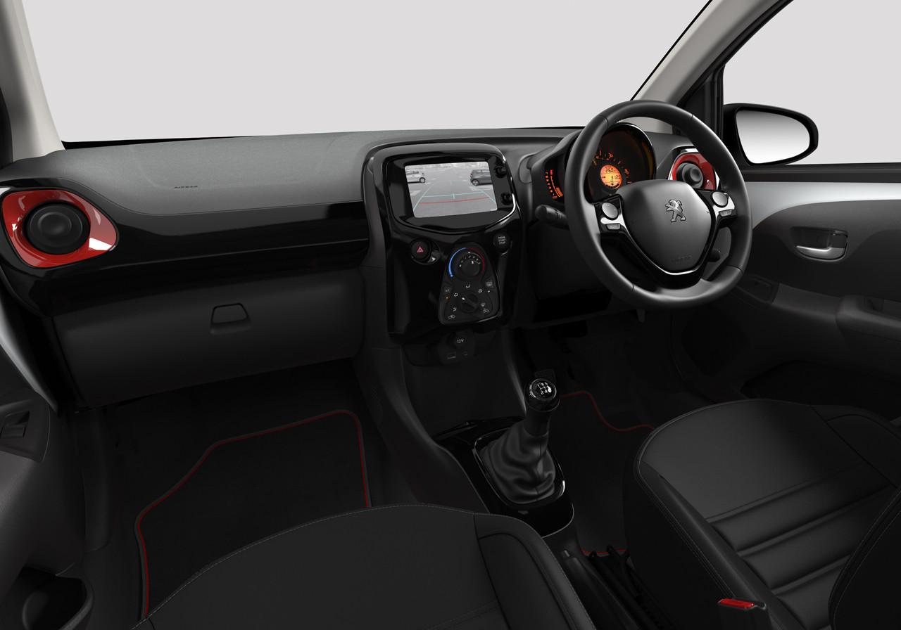Peugeot 108 2014 - now Hatchback 3 door #5