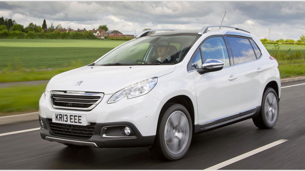 Peugeot 2008 2013 - 2016 Station wagon 5 door #3