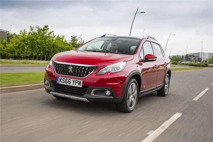 Peugeot 2008 2013 - 2016 Station wagon 5 door #6