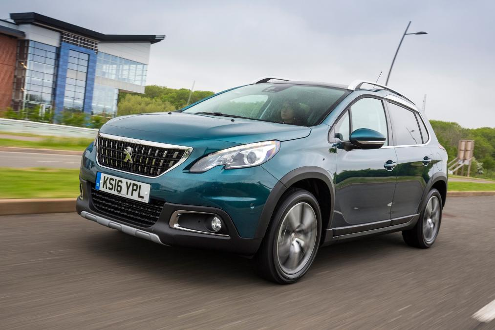 Peugeot 2008 2013 - 2016 Station wagon 5 door #8
