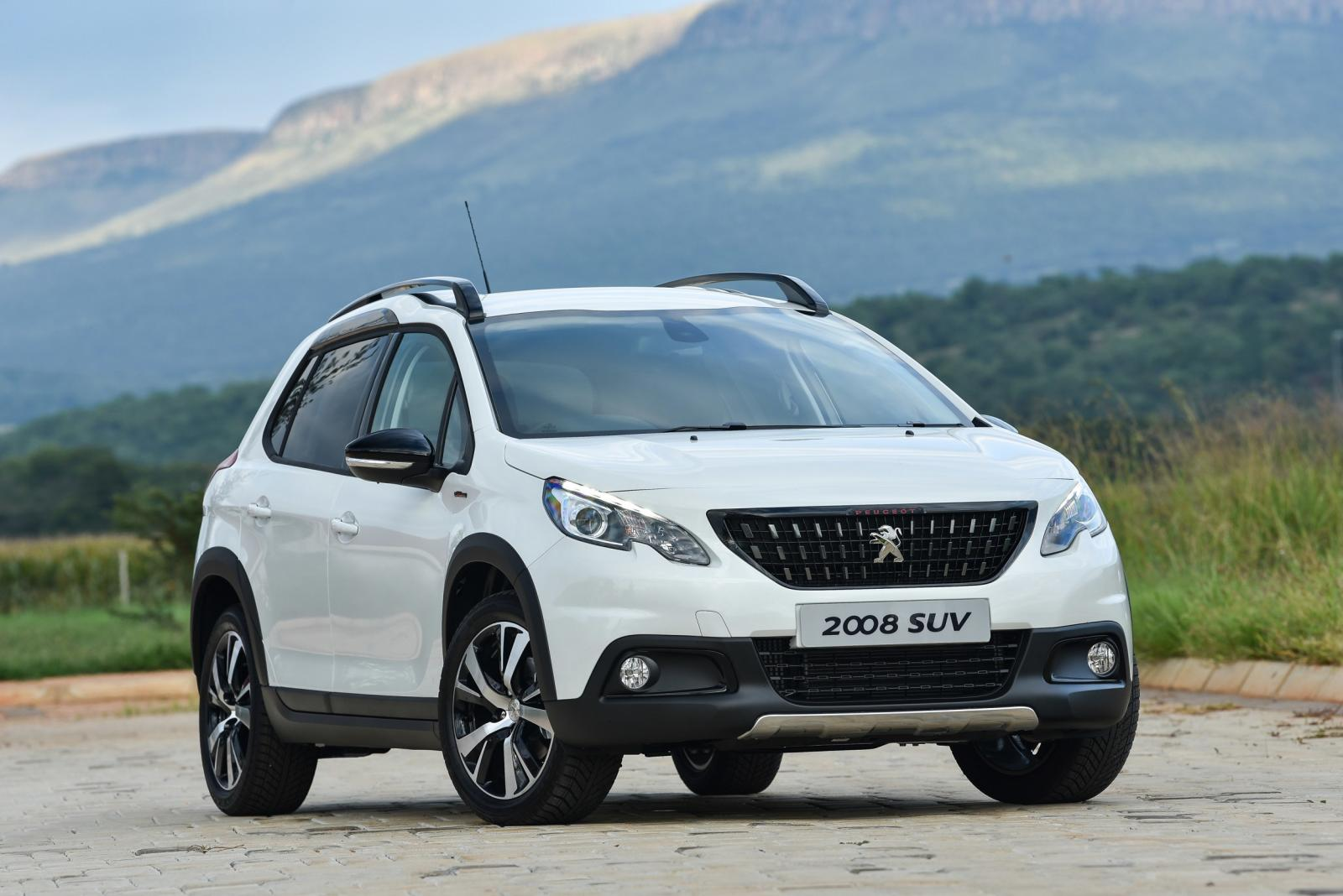 Peugeot 2008 2013 - 2016 Station wagon 5 door #1