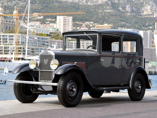Peugeot 201 1929 - 1937 Cabriolet #1