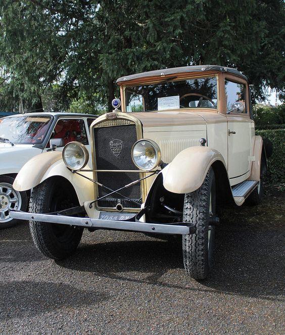 Peugeot 201 1929 - 1937 Cabriolet #3