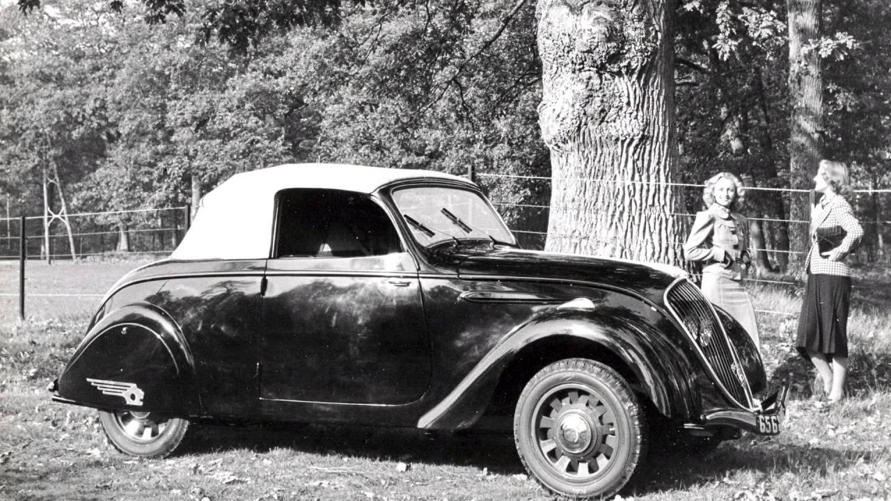 Peugeot 202 1938 - 1948 Sedan #6
