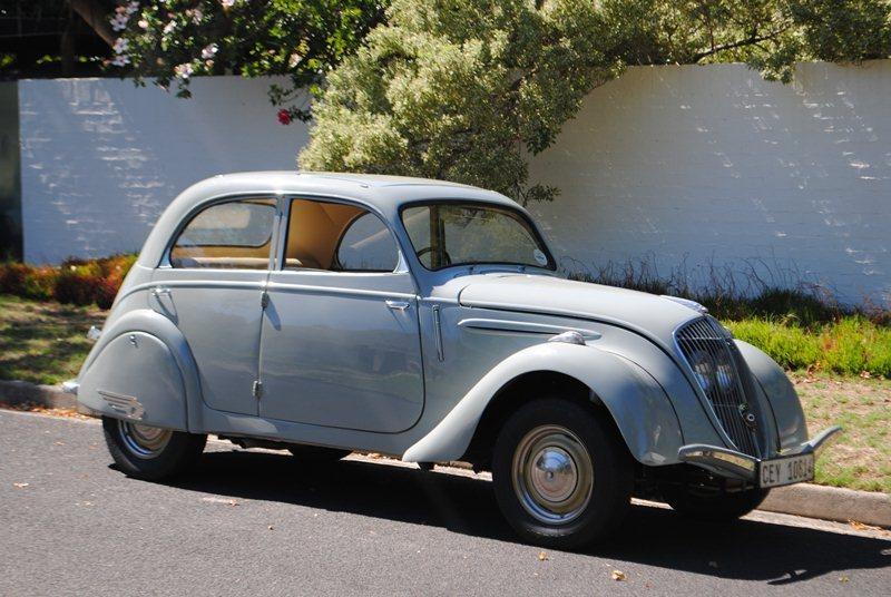 Peugeot 202 1938 - 1948 Sedan #7