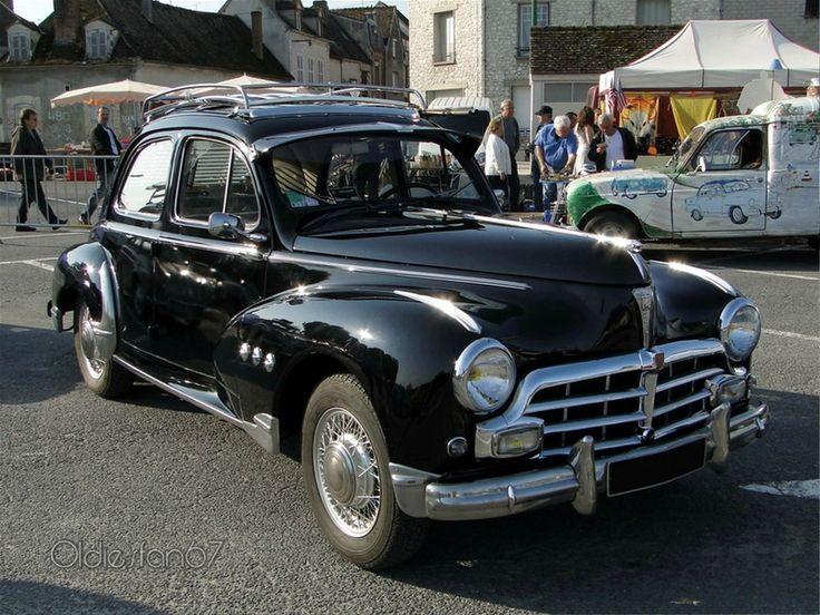 Peugeot 203 I 1948 - 1960 Sedan #1