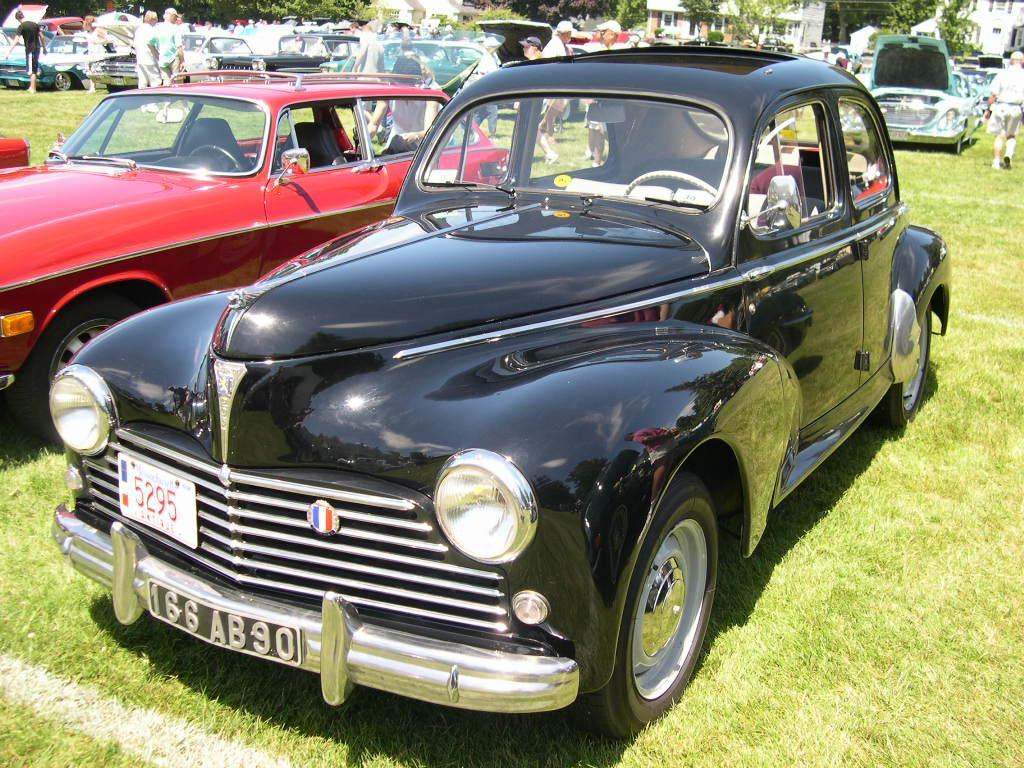 Peugeot 203 I 1948 - 1960 Sedan #8