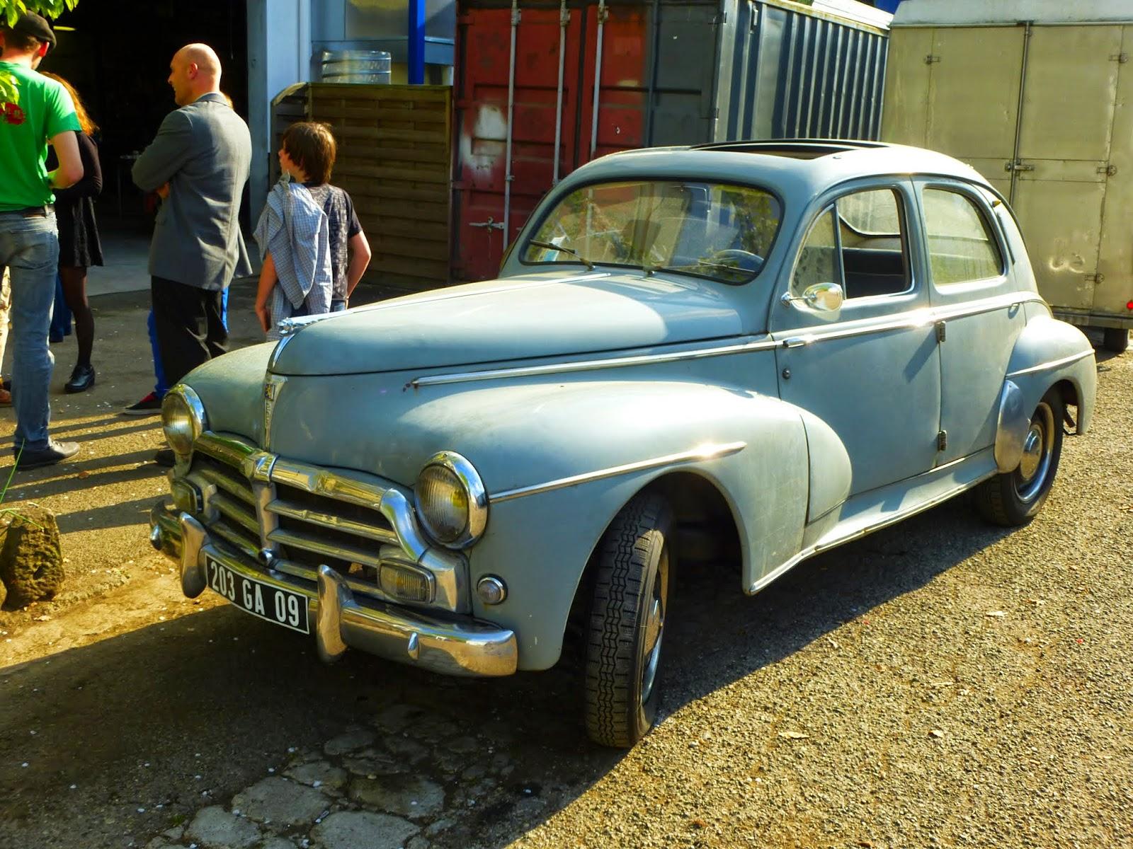 Peugeot 203 I 1948 - 1960 Sedan #7