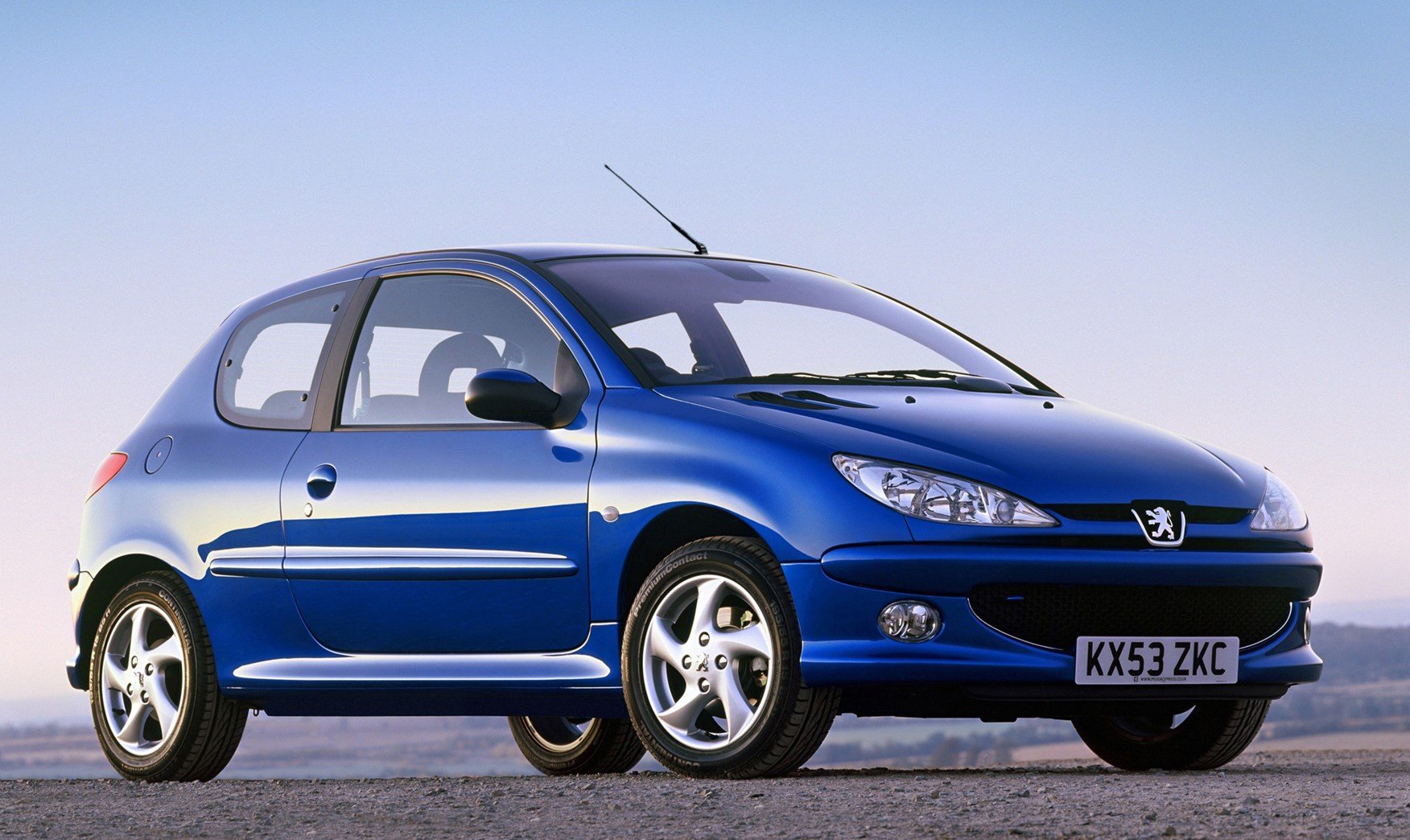 Peugeot 206 1998 - 2012 Hatchback 5 door #1