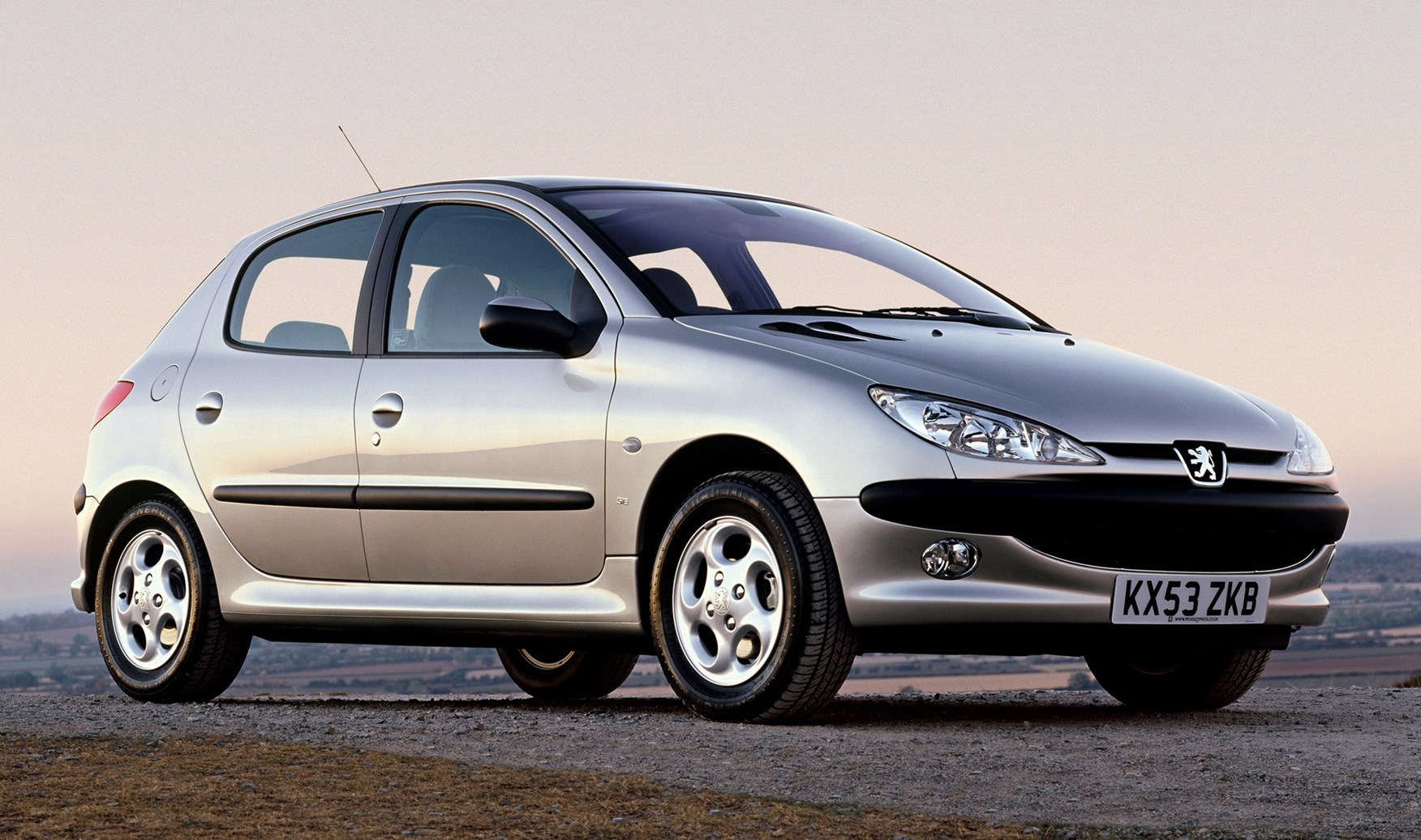 Peugeot 206 1998 - 2012 Hatchback 5 door #3