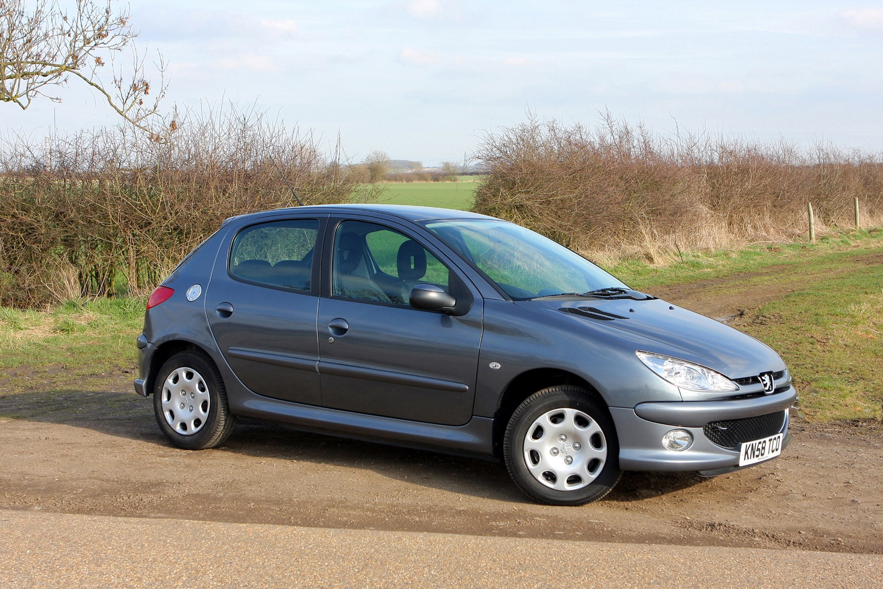 Peugeot 206 1998 - 2012 Hatchback 5 door #2