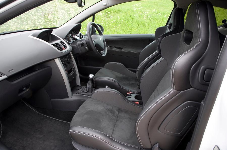 Peugeot 207 I 2006 - 2009 Cabriolet #7
