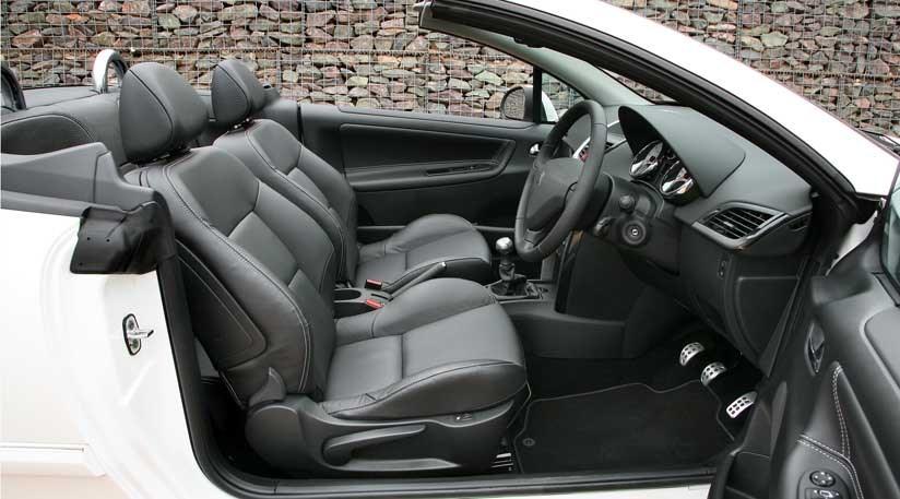 Peugeot 207 I 2006 - 2009 Cabriolet #1