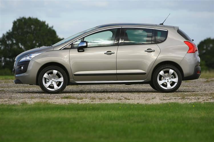Peugeot 3008 I 2009 - 2013 SUV 5 door #7