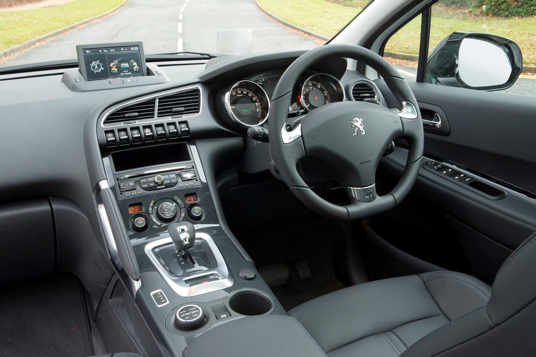 Peugeot 3008 I 2009 - 2013 SUV 5 door #1