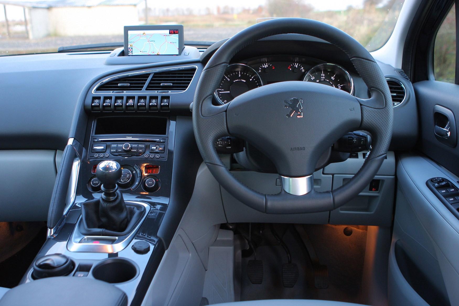 Peugeot 3008 I 2009 - 2013 SUV 5 door #2