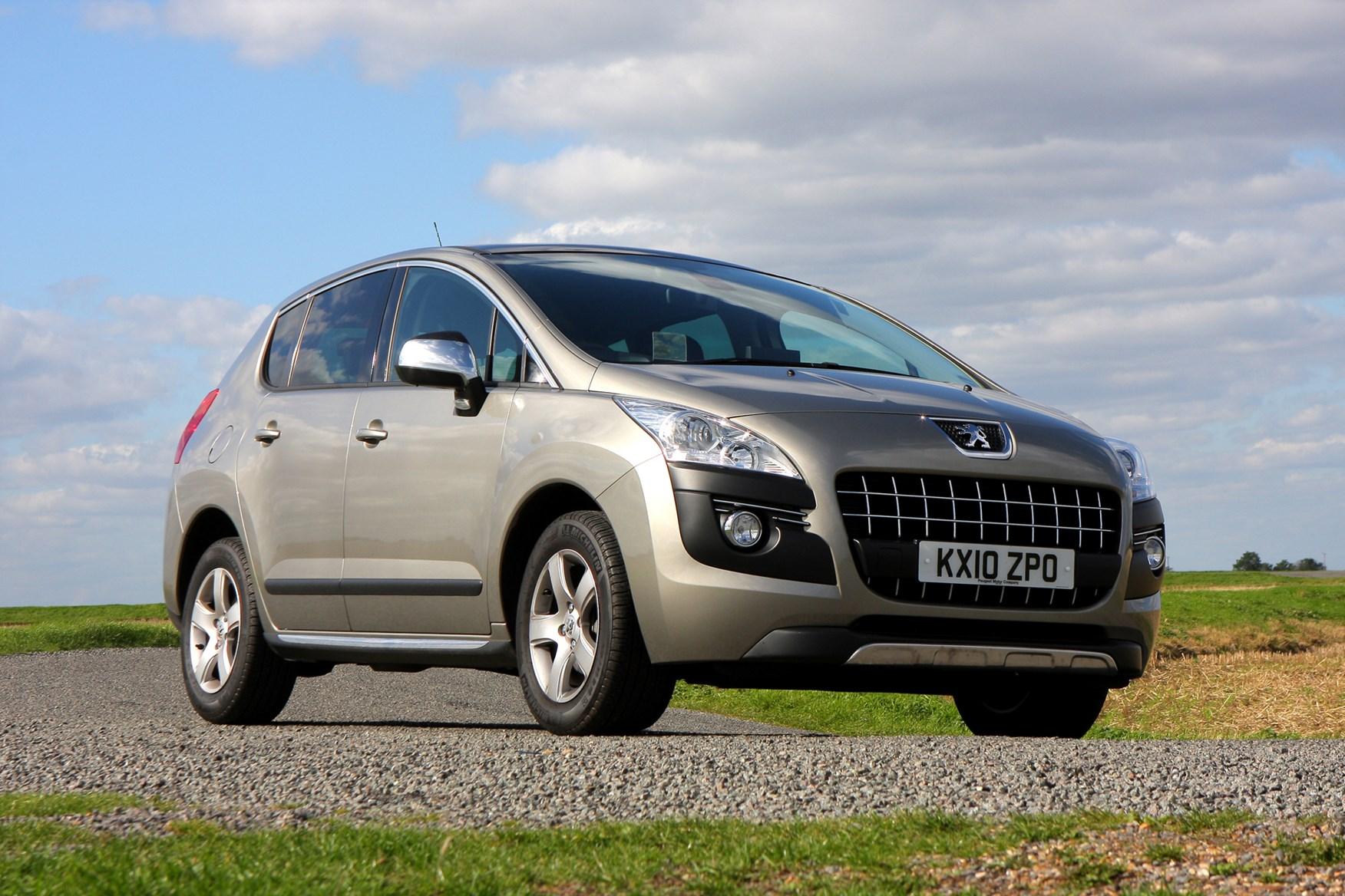 Peugeot 3008 I Restyling 2013 - 2016 SUV 5 door :: OUTSTANDING CARS